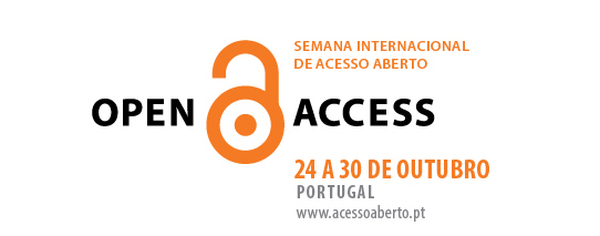 Banner Semana Internacional de Acesso Aberto - 24 a 30 de Outubro