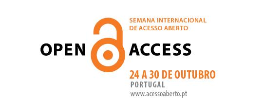 Banner Semana Internacional de Acesso Aberto - 24 a 30 de Outubro