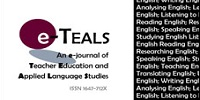 e-Teals: an e-journal of Teacher Education and Applied Language Studies
